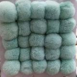 Une véritable chaîne de clés de la fourrure de lapin/Trousseaux pour Chapeaux Sacs &&Vêtements