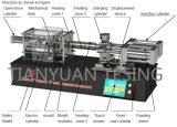 サーボ・システムの小型射出成形機械