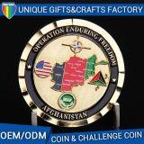 Förderndes Geschenk-stilvolles Metallfantastische montierende Münze