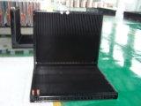 échangeur de chaleur en aluminium de l'ailette R22 de tube de cuivre de 7mm