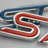 Insigne de logo d'emblème de gril de rue de Ford Focus