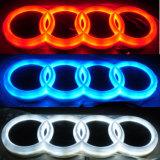Logo de 4D a conduit la voiture pour Audi Q5 A3