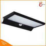 옥외 42의 LEDs 태양 램프 운동 측정기 빛 태양 안전 램프 옥외 정원 빛