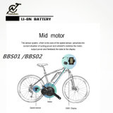DIY Bafang MITTLERER MotorEbike Installationssatz BBS02