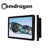 Adverterende Speler LCD van 17 Duim Androïde LCD van de Vertoning van de Advertentie Monitor met LCD van de Speler van de Reclame van de Bus van de Aanraking van het Scherm van de Aanraking Digitale Signage
