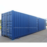 Silencieux Containerlized 1000kVA Groupe électrogène diesel alimenté par le moteur Cummins 800kw