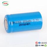 Batería de ion de litio recargable de la venta caliente Icr18350 850mAh 3.7V