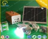 système solaire du hors fonction-Réseau 15W pour la lampe à la maison