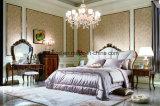 Lustro elevado que pinta a coleção luxuosa clássica do quarto da base do estilo