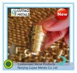 /CNC/機械で造る/機械で造る真鍮の部分機械化の/黄銅機械化