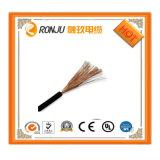 0.6/1kv Yjv 3X50+1X25 XLPE aisló el cable de transmisión de cobre ignífugo forrado PVC de la base