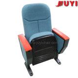 Presidenza di congresso di Jy-615m/presidenza di legno con la presidenza di legno della disposizione dei posti a sedere del tessuto del bracciolo