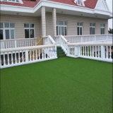 ドバイの庭のための普及した人工的なカーペットの芝生