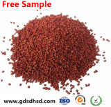 Free Sample Brown Color HDPE/LDPE/LLDPE Masterbatch
