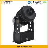 Luz giratoria de la proyección del Gobo de la rueda LED de los Gobos 150W 7 al aire libre