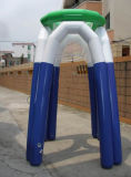 Juego inflable del deporte, juguete inflable de la clavada del golpe (T9-698)
