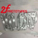 As peças de metal CNC com alta qualidade de Prototipagem Rápida personalizado a partir de desenhos de peças