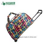 Preiswerter kundenspezifischer Form-Qualitäts-Gepäck-Großhandelsbeutel, Laufkatze-Arbeitsweg-Beutel