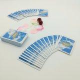 Qualitäts-Entwurfs-vorderes und rückseitiges Firmenzeichen-Drucken lamellierter fördernder Papierschürhaken Yh346