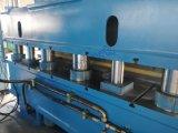 Porta de aço de gravação de aço da máquina da porta que faz a máquina Dhp-3000tons