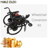 24V 180W elektrischer Rollstuhl-Konvertierungs-Installationssatz mit Batterie des Lithium-17ah