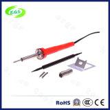 Venda a quente de ferro de soldar portátil ponta de longa duração no mostrador digital