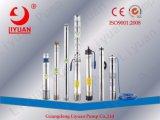 6 Motor Met duikvermogen van het Boorgat van de Motor van de Verkoop van Liyuan van de duim 15HP de Hete Met water gevulde