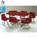 Acogedor Hotel Restaurante cuero muebles mesa y silla de comedor