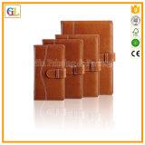 Тетрадь PU канцелярских принадлежностей высокого качества (OEM-GL023)