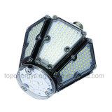 피라미드 모양 디자인 30W LED 포스트 톱 라이트 전구