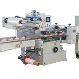 Bol de nouilles instantanées entièrement automatique Machine d'emballage Film Rétractable