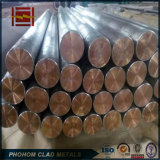 Soudage explosive titane/plaque de cuivre plaqués bimétallique