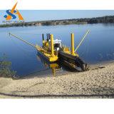 Hydraulische Absaugung-Sand-Bagger des Scherblock-18inch