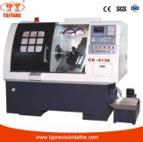 Horizontal china Torno CNC de metal
