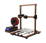 Anet 단 하나 분사구 기계 고품질 탁상용 3D 인쇄 기계