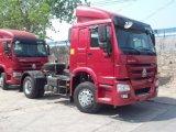 3600mmのホイールベースのSinotruk HOWO A7 4X2のトラクターのトラック