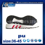 PU Outsole de la alta calidad para la fabricación de los zapatos del deporte