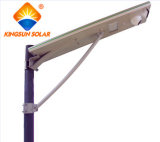 15W zonne Geïntegreerdev Straatlantaarn met Camera en Sensor (PIR)