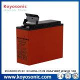 5-Jährige Garantie-Batterie für Sonnenkollektor-Batterie der photo-voltaischen Zellen-12V 33ah