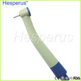 Großhandelswegwerfzahnmedizinisches Hochgeschwindigkeitshandpiece Hesperus
