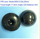 Interurbana dei nuovi prodotti che rileva l'obiettivo di Fresnel ottico 8003-3 per il sensore di PIR