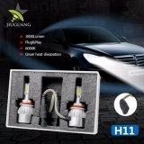 12V 차 헤드라이트 전구 H4 H11 9005 H7 LED 가벼운 장비