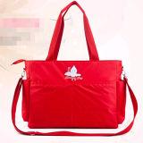 2017의 새로운 디자인 숙녀 끈달린 가방 여자 진짜 가죽 핸드백 가죽 끈달린 가방 엄마 손 부대 (EMG5224)
