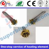 Calentador tubular del enchufe del tornillo de la inmersión para la calefacción líquida