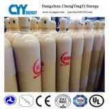 Cilindro de gás de alta pressão do argônio do nitrogênio do oxigênio da embarcação 10L 20L 40L 47L 50L com certificado do ISO