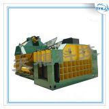 Y81 Reciclar hidráulico Shell de carro automático de Fardos