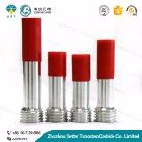 Aluminiumumhüllungen-Korrosionsbeständigkeit-Bor-Karbid-Sand-Böe-Düse