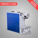 Máquina de la marca del laser de la fibra del teléfono celular 10W con Ce