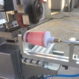Uma almofada de bandeja de tinta colorida máquina de impressão