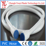 El chino de plata de PVC flexible de ducha